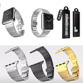 HOCO Original Luxury Link Bracelet Band for apple watch 42mm 38mm high quality 316L stainless steel strap watchband