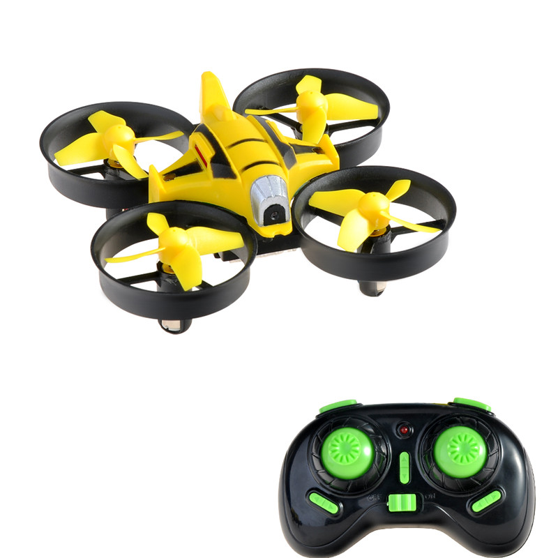 Mini RC Quadcopter Drone with 2M HD Camera 2 4Ghz 4 CH 6 Axis Gyro Helicopter
