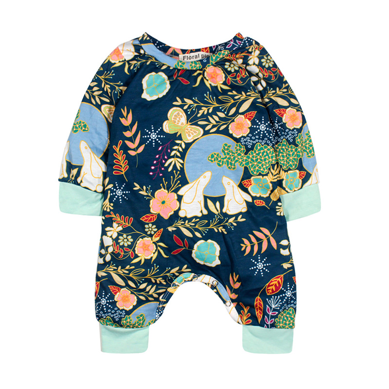 2017 Funny Baby Girl Clothes Newborn Romper Tiny Cottons Autumn Long Sleeve Jumpsuit Rompers Infant Baby Oneise Overalls 0-24m newborn baby rompers baby clothing 100% cotton infant jumpsuit ropa bebe long sleeve girl boys rompers costumes baby romper