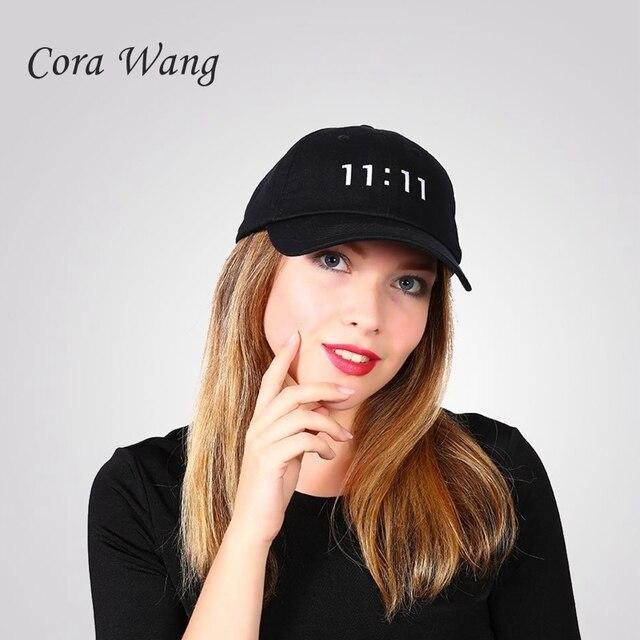 Cora Wang 11 11 papá sombreros para hombre gorras de béisbol tapas llenas  Rusia Snapback 3dd4569e22e