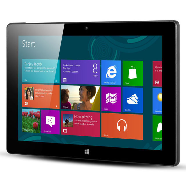 Cost-effective Windows tablet PC 10.1 inch Windows 8.1 1280*800 IPS Screen HDMI 2.0MP Dual Cameras 1GB +16GB Aoson R12 New