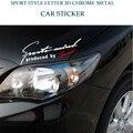 Автомобильная наклейка эмблема значок наклейка на капот двигателя автомобильные аксессуары для Audi BMW Benz VW Sport AMG Универсальный