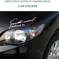Car Sticker Emblem Badge Engine Hood Decal Auto Car Accessories for Audi BMW Benz VW Sport AMG Universal