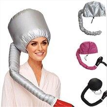 Домашняя простая в использовании Перманентная завивка волос фен для волос уход Краска для волос моделирование теплый воздух Сушка лечебное устройство для дома безопаснее, чем электрический колпачок