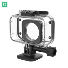 Big discount Xiaomi Mijia IP68 Diving Case 40M  Depth Waterproof Protector Case Cover for Xiaomi Mijia Digital Camera Sports Mini