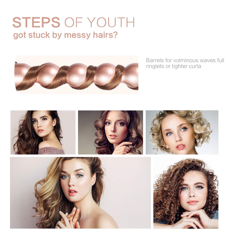 modelador de cabelo rolo de cabelo profissional