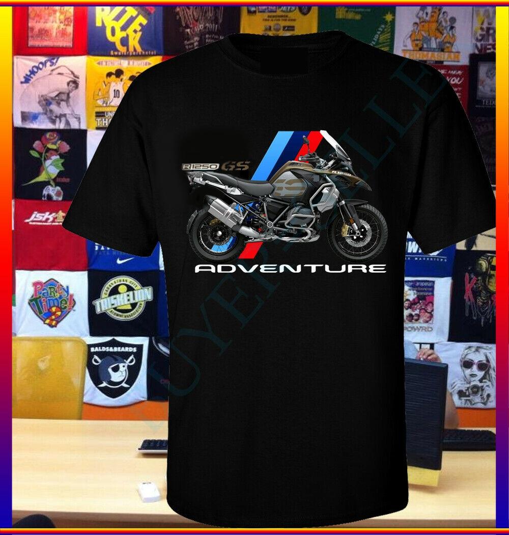 W Hoodie BLACK BMW GS Adventure motorbike motorcycle vintage