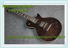 100% reale Abbildungen Custom Shop LP Gitarre Standard Solid Mahagoni Korpus und Links Verfügbar