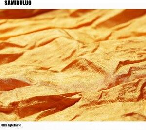 Image 5 - Hamaca de Camping SAMIBULUO, hamaca portátil de paracaídas ligero para senderismo, viajes, mochilero, 20 colores en existencias