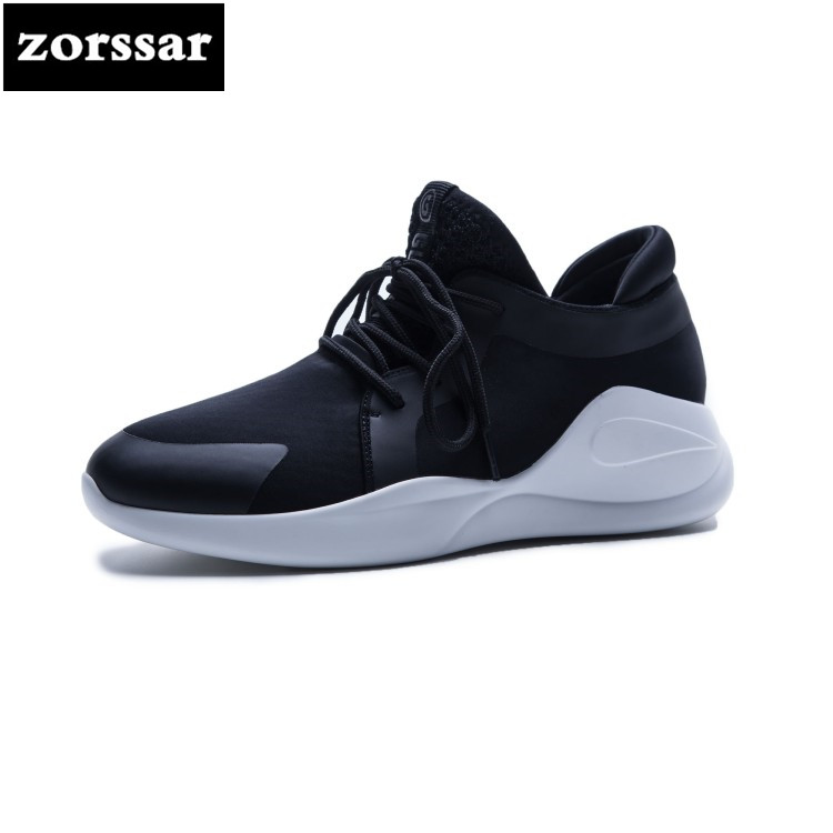 {Zorssar} 2018 New Large size 34-40 Womens Sneakers Flat Travel Shoes Lace-up Platform Creepers Female Casual Flats shoes women instantarts women casual flats cute dog yorkshire terrier pug flower pattern sneakers for female lace up spring mesh flat shoes
