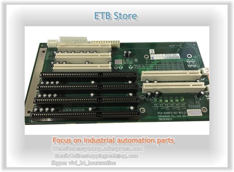 все цены на  Backplane PCA-6106P3-0C1 Rev C1 5PCI 4ISA 1CPU  онлайн
