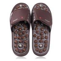 BYRIVER pantoufles de Massage des pieds sandales chaussures de réflexologie soulagement de la faciite plantaire, arthrite, douleur de la voûte plantaire améliorer la Circulation sanguine