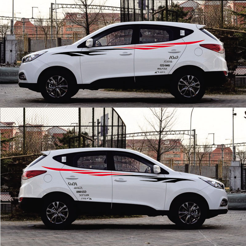 TAIYAO car styling sport car sticker For Hyundai IX35 Mark Levinson car accessories and decals auto sticker цена
