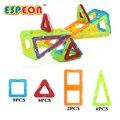 Espeon 21 unids regular tamaño balancín enlighten diseñador magnético educativo ladrillos de construcción bloques de construcción de juguetes