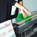 Máquina de Dobra acrílico ABS PP PVC quente para aquecimento de carta de acrílico caixa de luz infra-vermelho 650mm