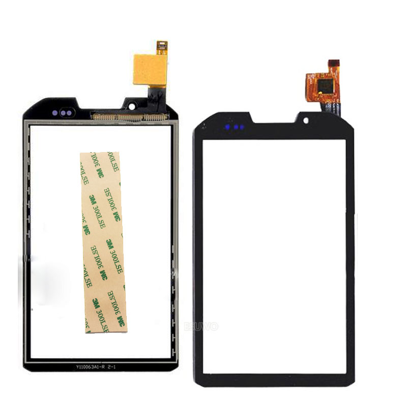 4.3inch Touch Panel For DNS SD01 Touch Screen Sensor Digitizer For DNS SD01 Touchscreen Front Glass Panel Lens
