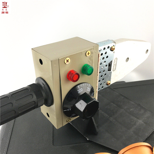 Image 4 - 1 세트 AC220V 800W DN20 63mm 플라스틱 파이프 용접기 PPR 용접기 물 파이프 용접기 난방 PPR