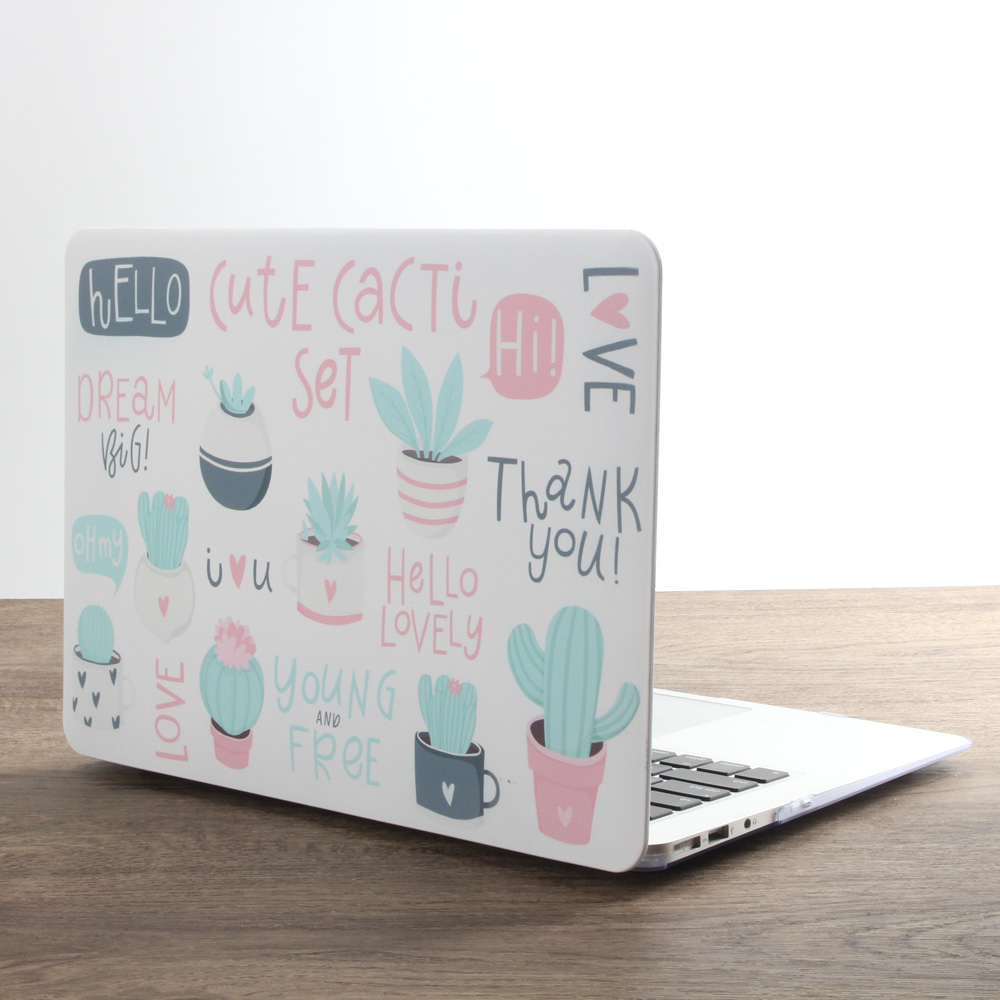 Art Feather Case for MacBook 55