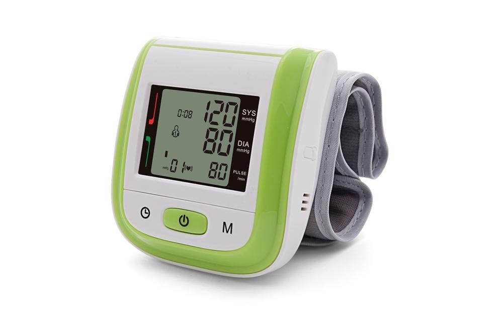 arm wrist blood pressure monitor (8)