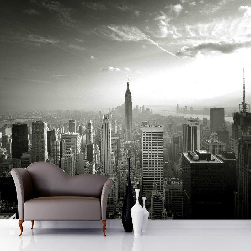 Us 159 47 Offmural Empire State Skyline Behang Mural Foto 3d Mural 3d Behang Fotowand Mural Behang Voor Woonkamer In Behang Van Woninginrichting