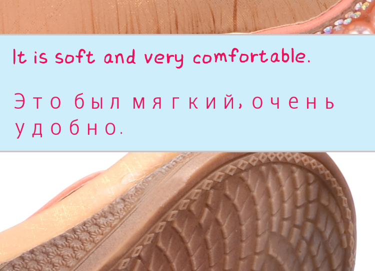 6314600770c018 Mudibear Women Shoes Size Plus Wedge Sandals Beading Hollow Ladies Bohemia  Open Toe Soft Pink Beach Sandals Women 2017 Summer
