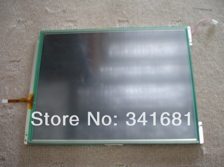 G104SN03 V0 10.4 INCH LCD,with touch panel,new&A+ Grade in stock, free shipment