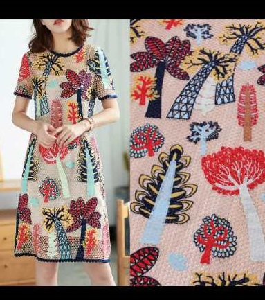 Big heavy pure onion African Guipure lace very neat embroidery african lace fabric 2019 high quality lace ZL424-in Lace from Home & Garden    1