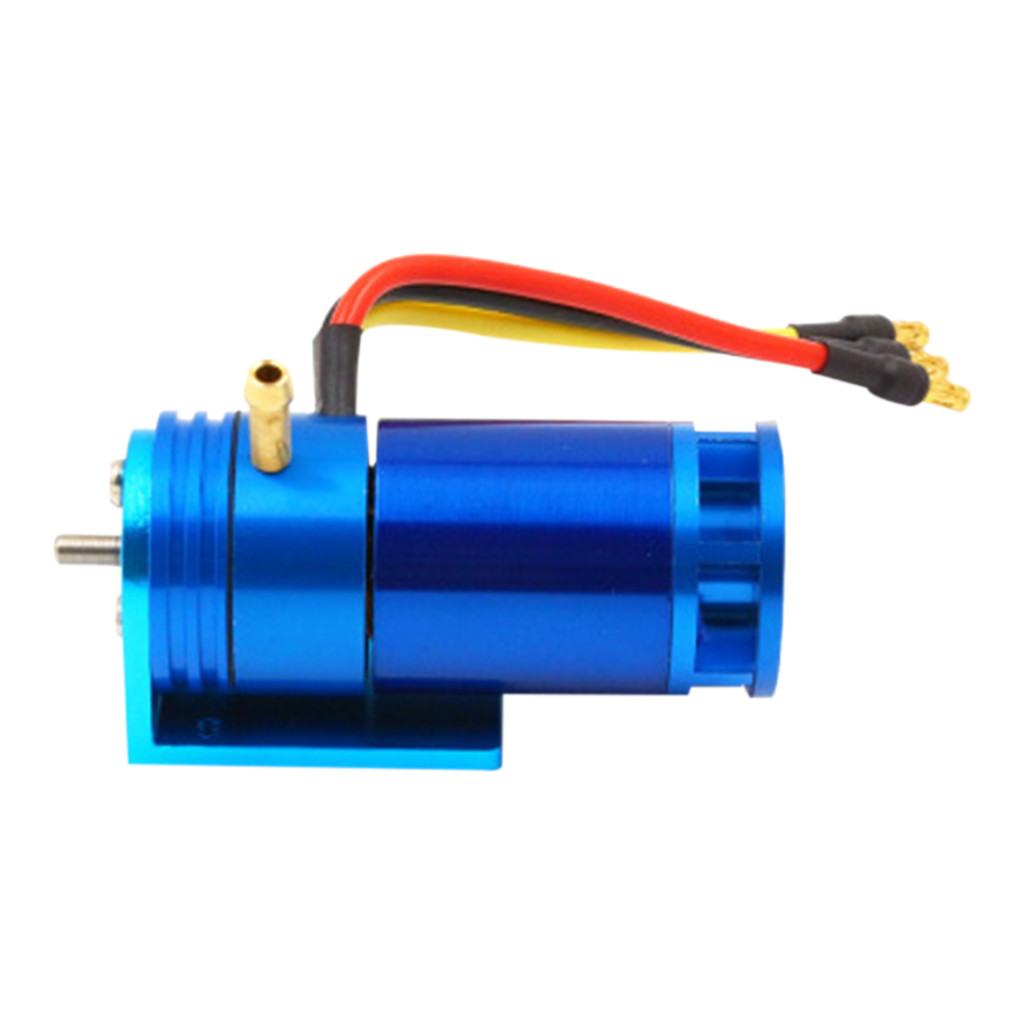 Image 2 - 2 4S 2862 2800KV Water Cooled Brushless Outrunner Motor+50A ESC For RC Boat practical and convenient Remote control toy parts-in Parts & Accessories from Toys & Hobbies