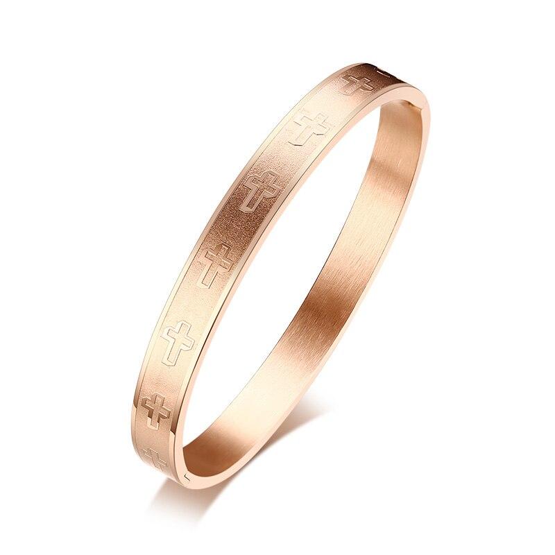 8MM Flat Hinged Bracelet Stainless Steel Cuff Bangle Unisex Jewelry Pulseira Braslet bileklik Armband