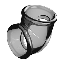 Gay Charming Lock Re-Washable Dick Ring For Adults