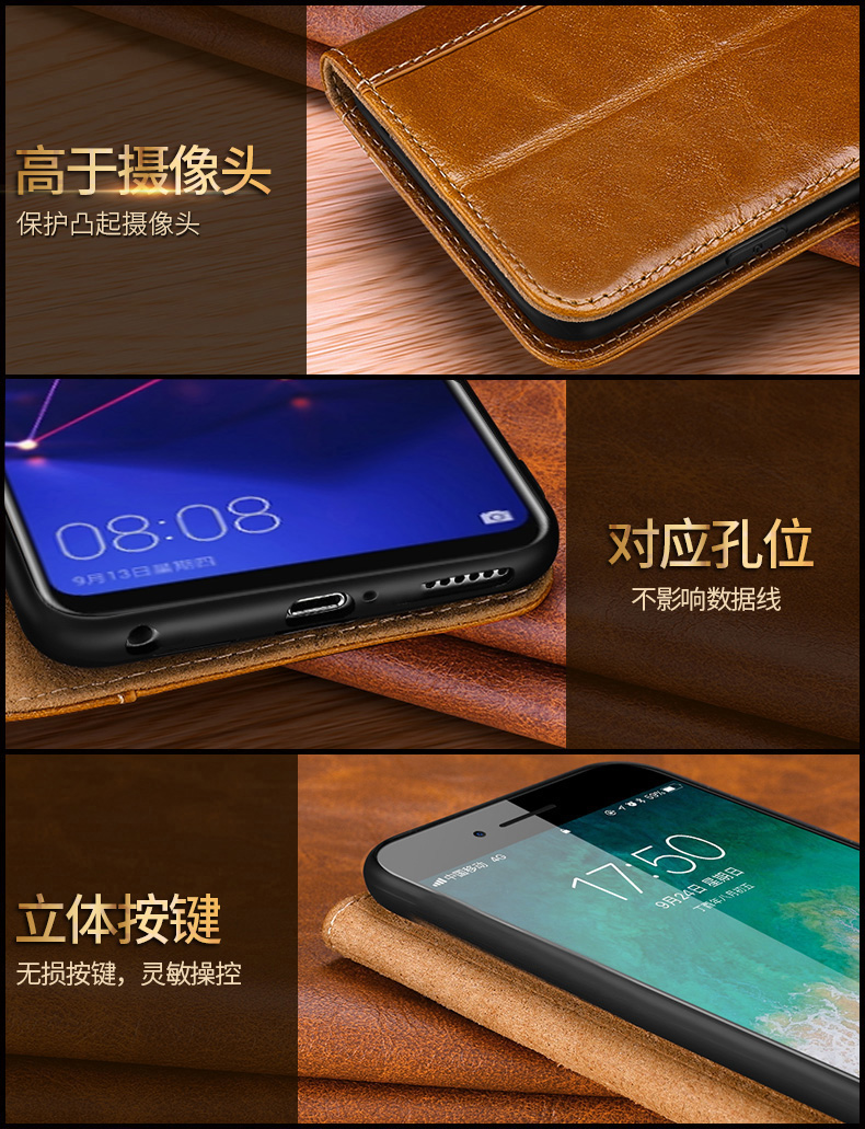 Case Real Leather maimang 11