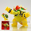 Anime Game Super Mario Koopalings High quality PVC Action Figure Toys Free shipping