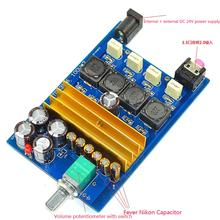 TPA3116 100W*2 Dual Chip Class D High Power Digital HIFI Power Amplifier Board YJ стоимость