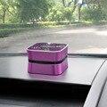 T22096b Trevo Da Sorte Decoração Do Carro de Luxo Perfume Bálsamo Ambientador Carro Painel Difusor Styling Gel Colorido Novo