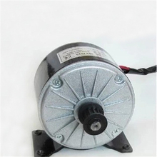 for Razor E200 E300 Electric Scooter Motor Parts Belt drive motor 24V 250W MY1025 2750 RPM