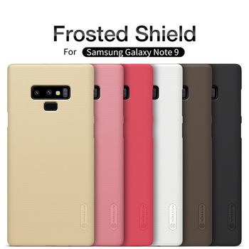 For Samsung Galaxy Note 9 Note9 case Nillkin frosted Plastic pc hard cases matte back cover tough Protective phone shell