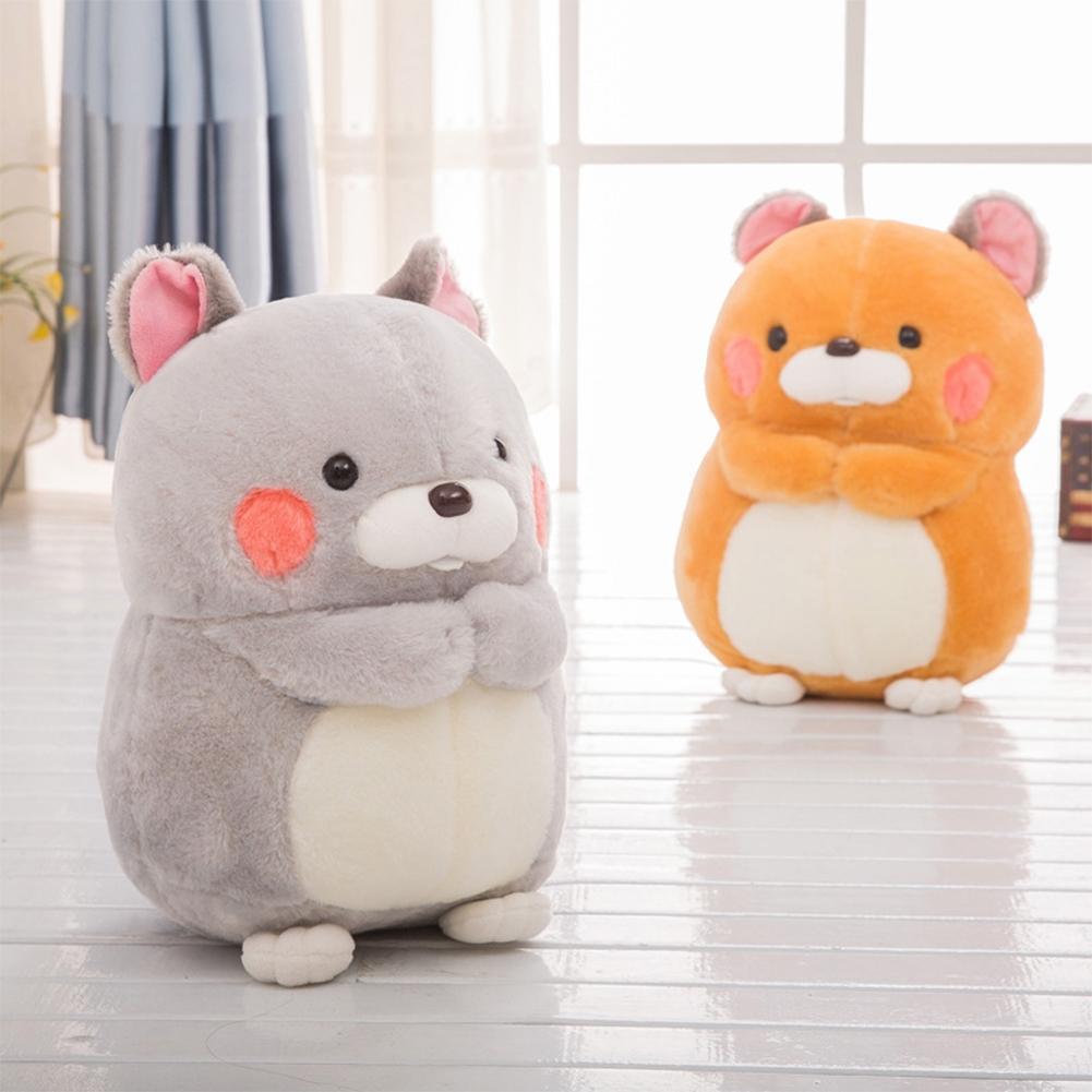 LeadingStar Interesting Cute Cartoon Hamster Plush Toy Mouse Dolls ...