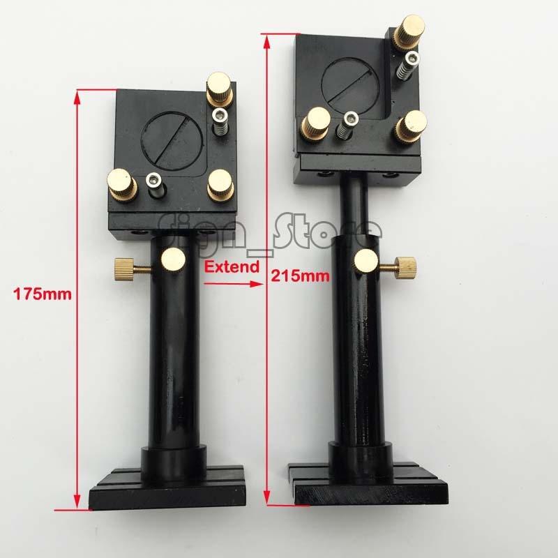 1 pc Accesorios de ajuste Soportes Espejos reflectantes Soportes Máquina cortadora de grabado láser Co2