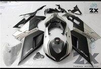Moto Blanc + Noir ABS Injection Carrosserie Carénage Pour Ducati 1098 848 1198 2007 2008 2009 suk1098 wh