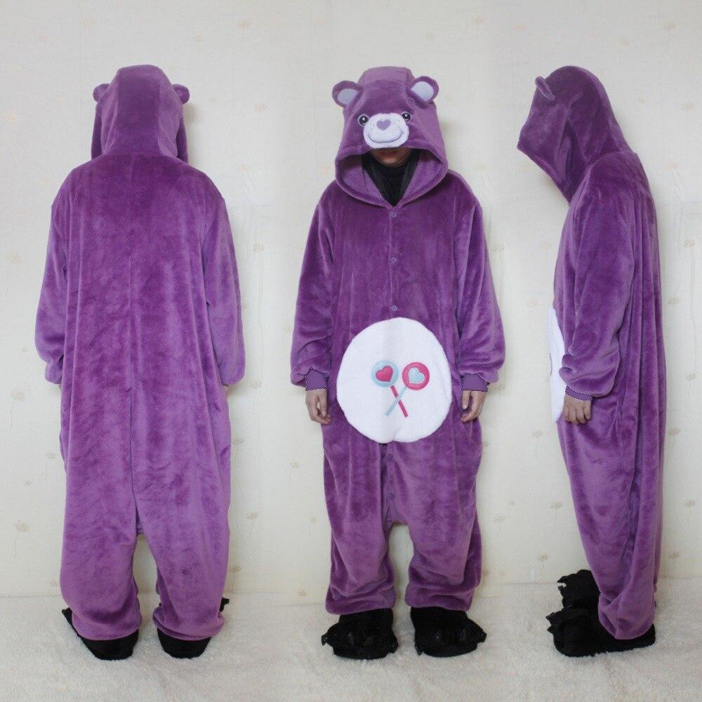 adult bear care pajamas