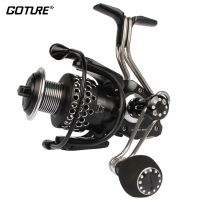 Unbelievable The Best Rock Bass Carp Spinning Fishing Reel Metal Extra Handle Reel Cover Spin Fishing