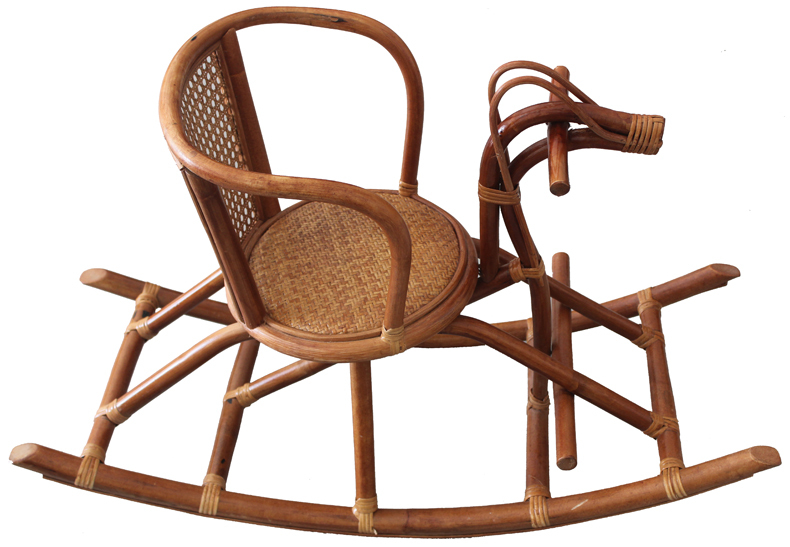 Astonishing Southern Yiyuan Boutique Handmade Rattan Rocking Chair Small Gmtry Best Dining Table And Chair Ideas Images Gmtryco