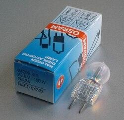 OSRAM  64292 XIR 22V150W 22.8V150W halogen lamp,64292XIR 22V 22.8V 150W bulb,to CZ9092204 22.8V/150W Chromophare D510/D540/D660OSRAM  64292 XIR 22V150W 22.8V150W halogen lamp,64292XIR 22V 22.8V 150W bulb,to CZ9092204 22.8V/150W Chromophare D510/D540/D660