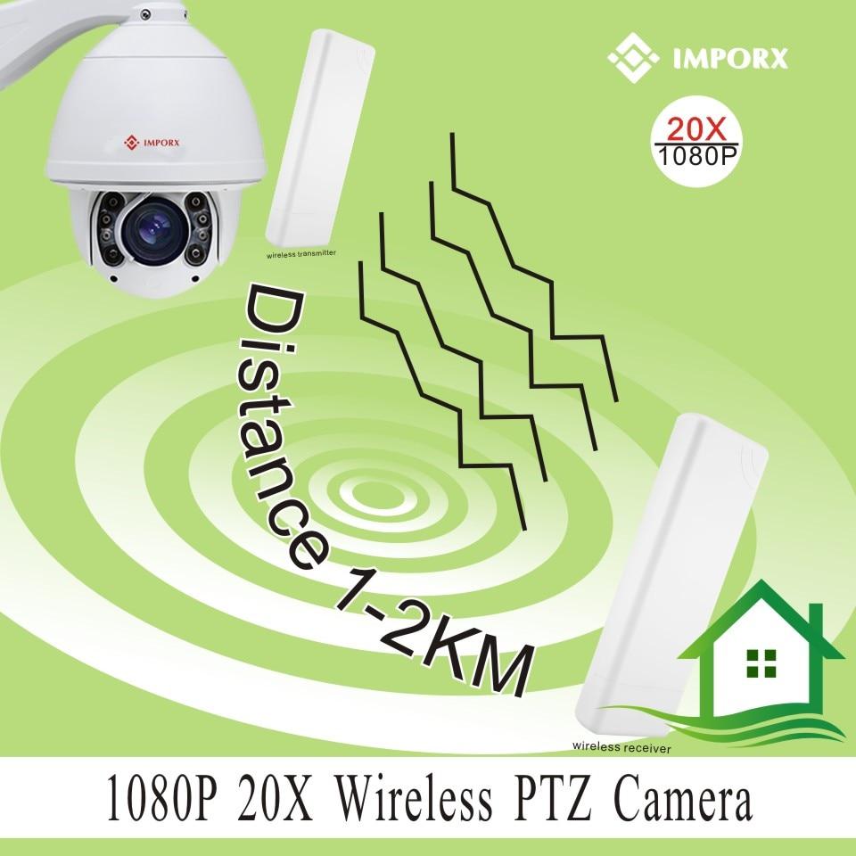 surveillance camera ip1920*1080P HD IP ONVIF Auto Tracking High Speed Dome wireless ip camera wifi PTZ Camera 20X Optical Zoom cctv ip camera 20x optical zoom blue iris full hd 1080p auto tracking ptz ip camera with wiper ir 150m high speed dome camera