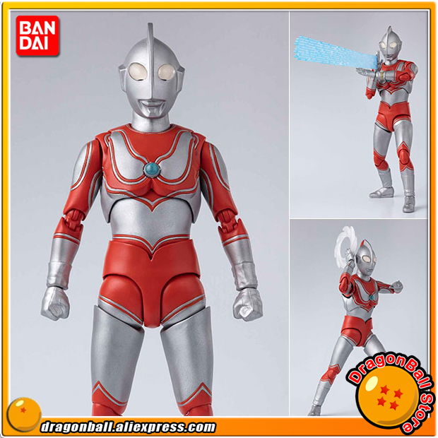 Japan Anime The Return of Ultraman Original BANDAI Tamashii Nations S H Figuarts SHF Action Figure