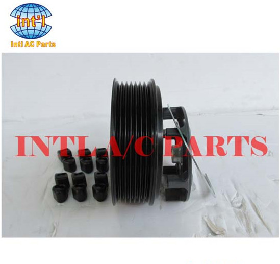 Auto a/c compresseur embrayage 7SEU17C/6SEU16C pour MB PV7 poulie 0022301011 0022303211 0022305811 A0012301311 A0012303211