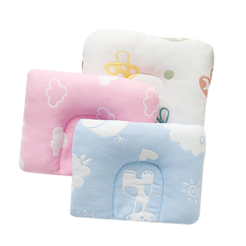 Baby Pillow Toddler Head Protection Cushion Infant Bedding Nursing Pillow  Flat Head Neck Newborn Sleeping Positioner sleeping bedding protection infant baby pillow positioner anti roll toddler cushion heart shape flat head memory foam nursing