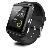 Original U Uhr Smart Uhr Andiord Bluetooth Smartwatch u8 tragbare Geräte Uhren Telefon Elektronik