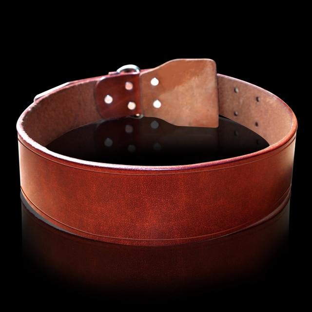 Halsband Leder