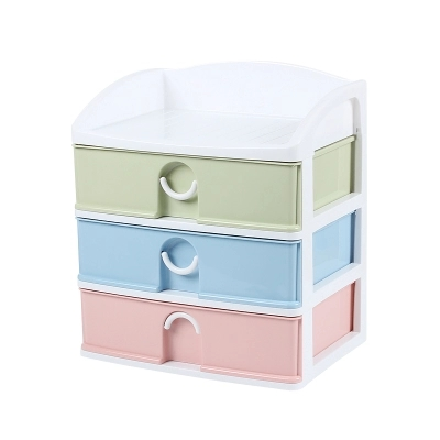 Plastic Drawer Cabinets Desk Storage Box A4 Paper File Sorting Type Desktop Cosmetic In Home Office From Garden On